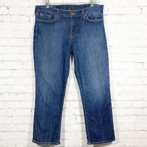 Lucky brand Jeans Lola Ankle Crop 12/31